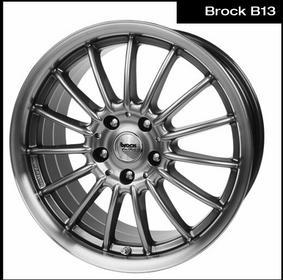 BROCK B13 SHP 8,5x17 5x112 18