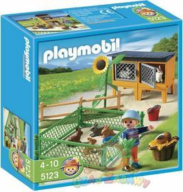 Playmobil Wybieg dla króliczków 5123