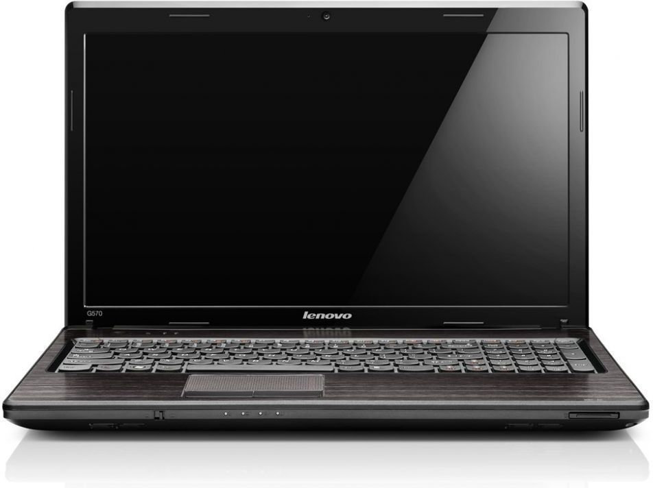 "Lenovo IdeaPad G570 15,6"", Core i3 2,1GHz, 2GB RAM, 750GB HDD (59-306094)"