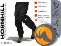 HORNHILL Spodnie X-PACO WIATROSZCZELNE PRZECIWDESZCZOWE
