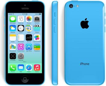 Apple iPhone 5c 16GB niebieski