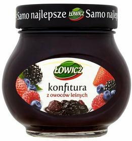 Łowicz Konfitura z owoców leśnych 240 g