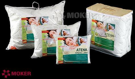 Moker Kołdra ATENA puchowa - bardzo ciepła, lekka i wytrzymała