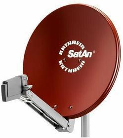 Kathrein CAS 80 - Antena 75 cm, bordowy