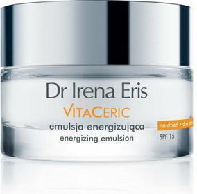 Dr Irena Eris VitaCeric Emulsja energizująca na dzień SPF15 do cery mieszanej i tłustej 50ml