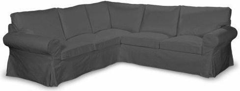 Dekoria Pokrowiec na sofę Ektorp narożną Edynburgh 115-77