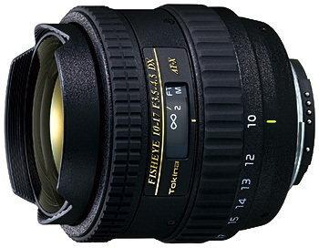 Tokina AT-X 10-17 f/3.5-4.5 DX Fisheye Nikon