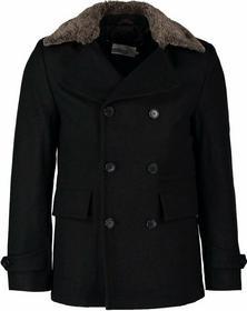 Pier One Płaszcz wełniany /Płaszcz klasyczny szary PI922H005-C11