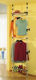 RUCO System garderobiany do samodzielnego montażu