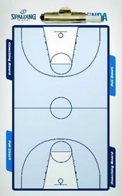 Spalding Tablica trenerska taktyczna Coaching Board