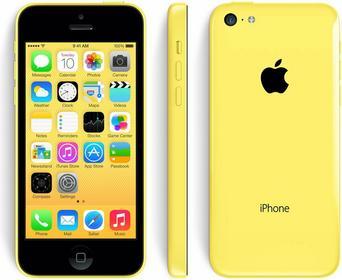 Apple iPhone 5c 8GB żółty