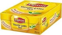 Lipton Yellow Label Tea 100 torebek