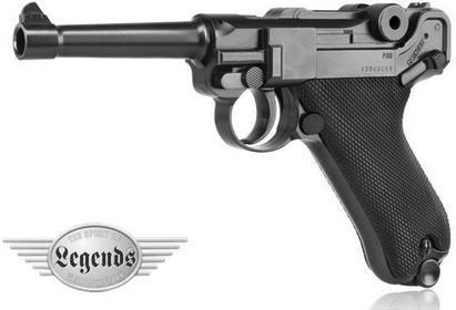 UMAREX Wiatrówka - Pistolet Legends P.08 5.8135