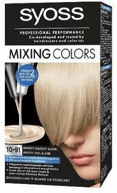 Syoss Mixing Colors 10-91 Mroźny Lśniący Blond
