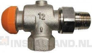 Herz TS 98 V Zawór termostatyczny figura kątowa specjalna 1/2 1762867