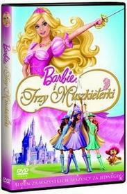 TiM Film Studio Barbie i trzy muszkieterki
