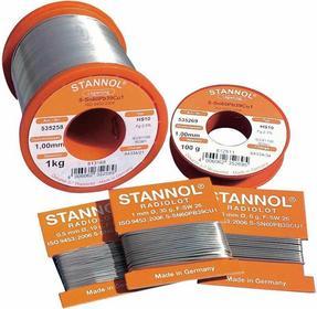 Stannol Cyna lutownicza SN60 0 5 mm 100g