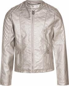 Cars Jeans REVAL Kurtka ze skóry ekologicznej silver 21791
