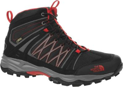 The North Face Alteo Mid GTX T0CV85 czerwono-czarny