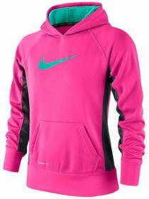 Nike Bluza Dziewczęca KO 2.0 FZ Hoody - hyper pink/hyper jade/black