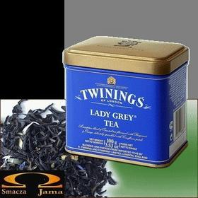 Twinings Herbata Lady Grey 128