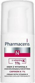 Dr Irena Eris Pharmaceris N Capinon K 1% Krem z witaminą K uszczelniającą naczynka 30ml