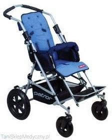 Mobilex Patron Tom 4 Classic Wózek inwalidzki specjalny dziecięcy
