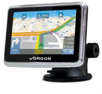 VORDON GPS 4,5 Europa