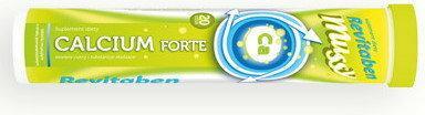 Nord Farm Revitaben Calcium Forte