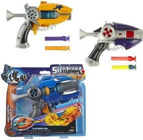 Cobi Slugterra Zestaw Blaster z Akc. 51634