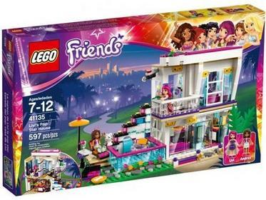 LEGO Dom Gwiazdy Pop Livi 41135