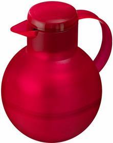 Emsa Dzbanek termiczny do herbaty z zaparzaczem 1 L Samba czerwony EM-509155