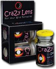 Maxvue Vision ColourVue Crazy Eyes 2 szt.