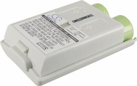 Microsoft Xbox 360 Slim Wireless Controller / 411246 1500mAh 3.6Wh Ni-MH 2.4V bi