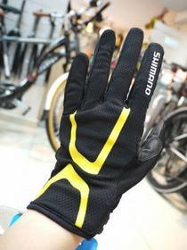 Shimano Rękawiczki rowerowe light pełne rozm. XL czarne SHI-REK11