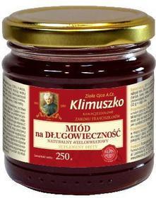 Eldex Medical Ojciec Klimuszko - Miód na długowieczność 250g