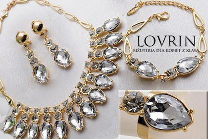 Lovrin Komplet biżuterii Z671
