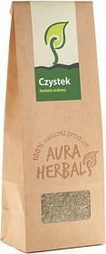 Aura Herbals Czystek suszony - herbata ziołowa (100g)