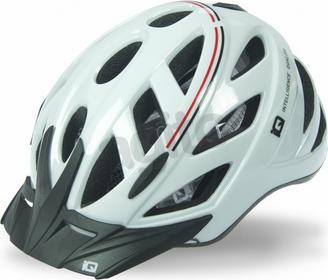 IQ Kask rowerowy TOUR Biały połysk Rozm. XL (58-61)