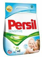 Persil Detergent Sensitive 40 praní