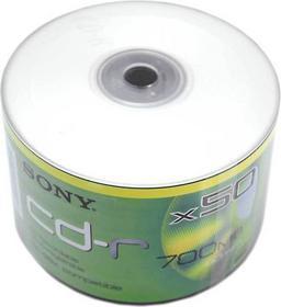 Sony CD-R 700MB/80MIN X48 SZPINDEL 50 szt.