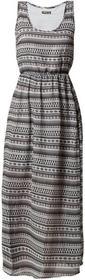 Sublevel długa sukienka szary SU621C00F-C11