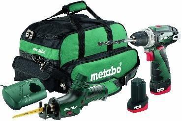 METABO Zestaw akumulatorowy Combo Set 2.3 10,8 V BS + ASE 685056000