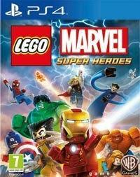 Marvel Super Heroes PS4