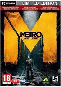 Metro:Last Light PC
