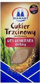 Diamant Cukier trzcinowy nierafinowany drobny Dry Demerara 500 g
