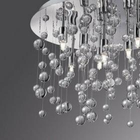 Ideal Lux NEVE PL8 - - LAMPA WŁOSKA plafon 22222