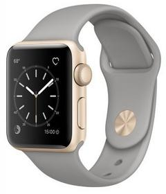 Apple Watch 38mm Aluminium / Szary