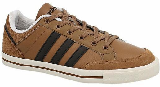 Adidas Cacity F97697 brązowo-czarny