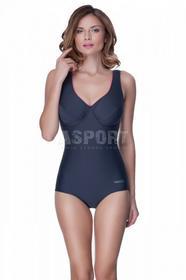 Aqua-Speed Strój kąpielowy jednoczęściowy GLORIA 3kolory + czepek